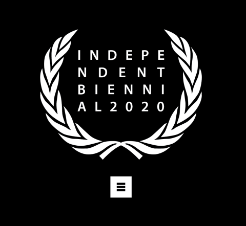 bienale neodvisnih cd 2020 znak